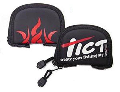Tict Jighead Wallet accoutrements équipement pêche WALLET NERO