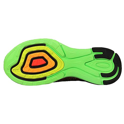 Zapatos de entrenamiento Nike Wmns Lunarglide deportes flash SEQUOIA/REFLECT SILVER-VOLTAGE GREEN