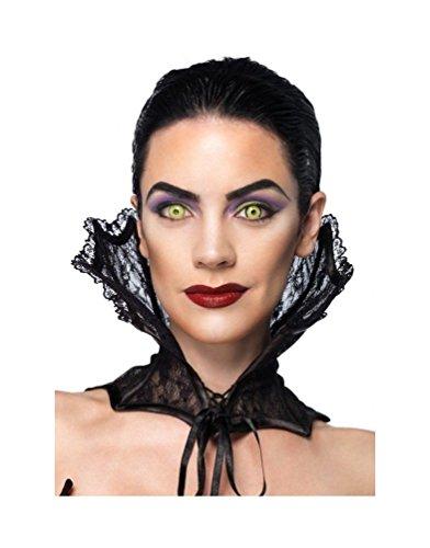 Lace Corset Collar Costume (Lace Corset Collar)