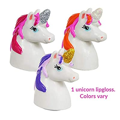 Poopsie Slime Surprise (1) Unicorn Bundle Lipgloss (1) Girls Toys Unicorn Lipgloss (1) Set of 2: Toys & Games