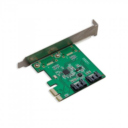 IO Crest 2 Port SATA III PCI-Express x1 Card (SI-PEX40094) SYBA MULTIMEDIA INC