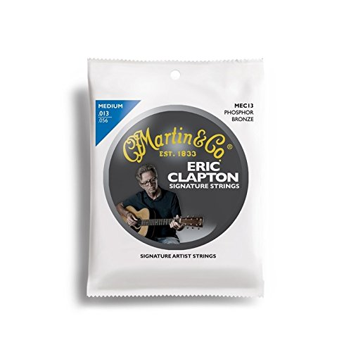 Martin MEC13 Clapton's Choice Phosphor Bronze Acoustic Guita