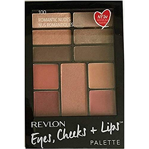 Revlon Eyes, Cheeks + Lips Pallet, Romantic Nudes