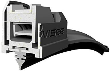 A 650 2 limpiaparabrisas para enumerado modelos de autom/óviles 430 mm