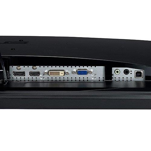 Asus VK278Q 27 inch WideScreen 2ms 10,000,000:1 VGA/DVI/HDMI/DisplayPort LCD Monitor, w/ Speakers & Webcam (Black) by Asus (Image #4)