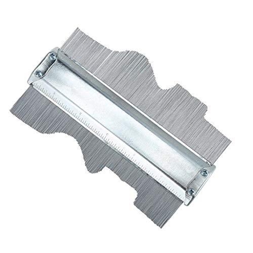 Stainless Steel Contour Profile Gauge, Tiling Laminate Tiles General Tools - Laminate Thin Profile