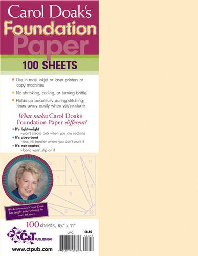 Top 10 recommendation foundation paper piecing sheets for 2019