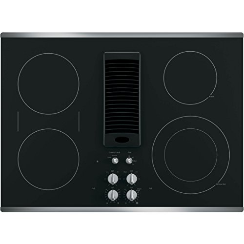 ge 30 inch electric cooktop - 7