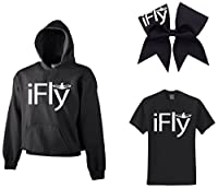Chosen Bows Adult iFly Super ComBow, Black, Small