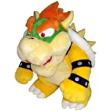 Super Mario Brothers 25,4 cm Deluxe Plüsch Bowser