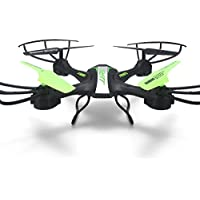 RC Quadcopter,MindKoo JJRC H33 Headless Mode 2.4G 4CH 6 Axis Gyro Headless Mode 360° Flip Remote Control RC Drone Quadcopter with Led Lights