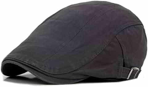 9d4ca222 British Style Unisex Solid Cabbie Hats Caps Hip Hop Longshoreman`S Cap Hat  Ivy Irish