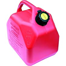 Scepter 20 Liter/5.3 Gallon Fuel Can, Red