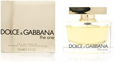 The One By Dolce Gabbana For Women. Eau De Parfum Spray 2.5-Ounces