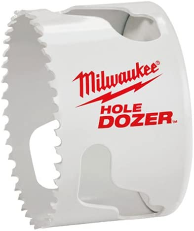 color blanco Milwaukee 45242193288/sierra de corona Hole Dozer des per/çages alta calidad