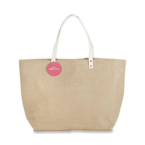 Jute Tote Bag - 6