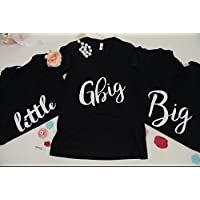 Big Little GBig GGBig Sorority tanks, sorority tank, Little Big, Greek shirt, Little sister, Big Sister, Big and Little shirts