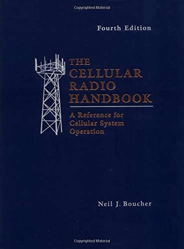 Cellular Radio Handbook - Cellular Radio