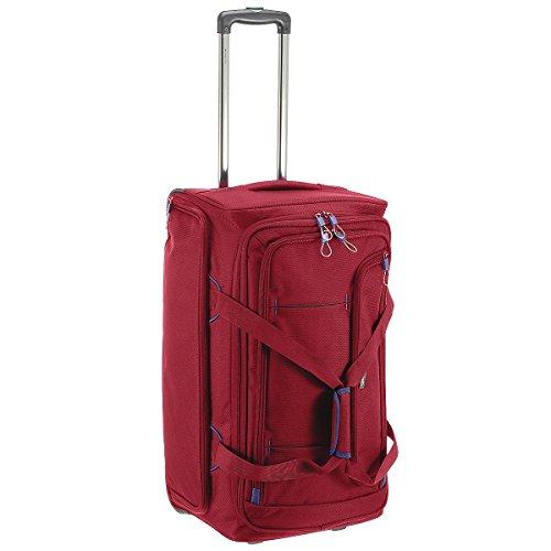 March 15 Trading Gogobag 2-Rollen-Reisetasche 71 cm red