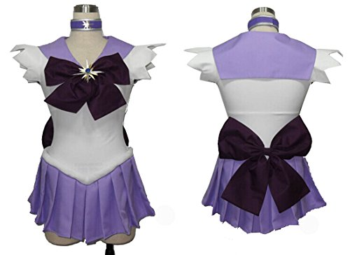 [Men's cos1445Sailor Moon Sailor Saturn (M)] (Sailor Saturn Costume)