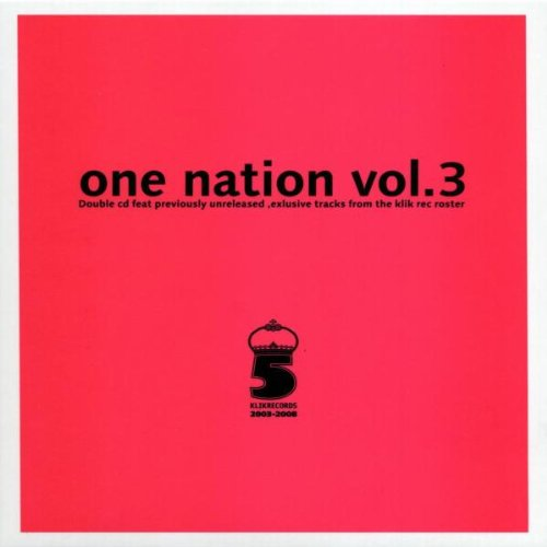Vol. 3-One Nation
