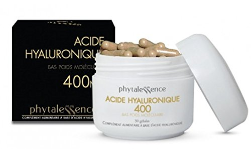 Phytalessence Hyaluronic Acid 400mg 30 Gel Caps