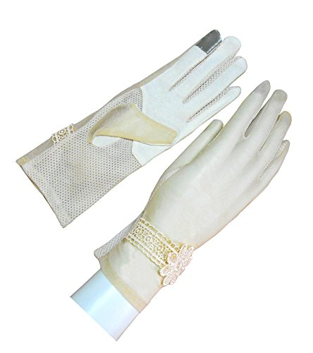 Women's Driving Gloves Touchscreen Sun UV Protection Gloves Non-slip for Women