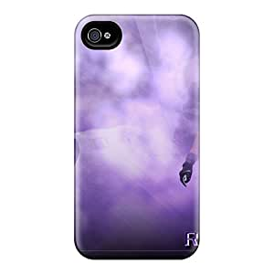 High Quality Baltimore Ravens Case For Iphone 4/4s / Perfect Case