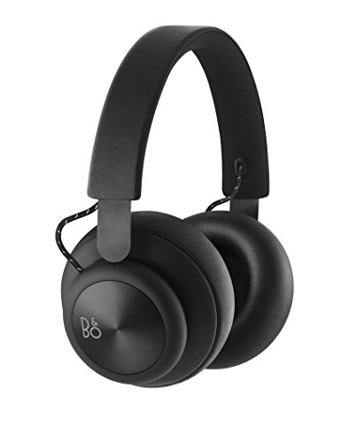Bang & Olufsen Beoplay H4 Wireless Headphones - Black (Best Sounding Turntable Reviews)