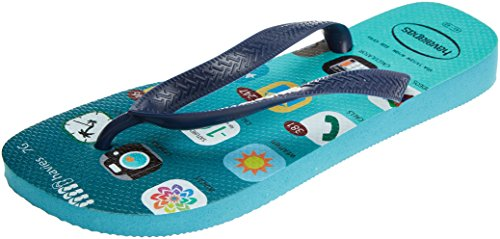Mixte blue Bleu Adulte Mood Tongs Havaianas AqnxfSUYwz