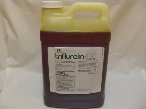 Aceto Corporation 2.5 Gallon Treflan Trifluralin 4EC Pre-Emergent Herbicide by Aceto Corporation