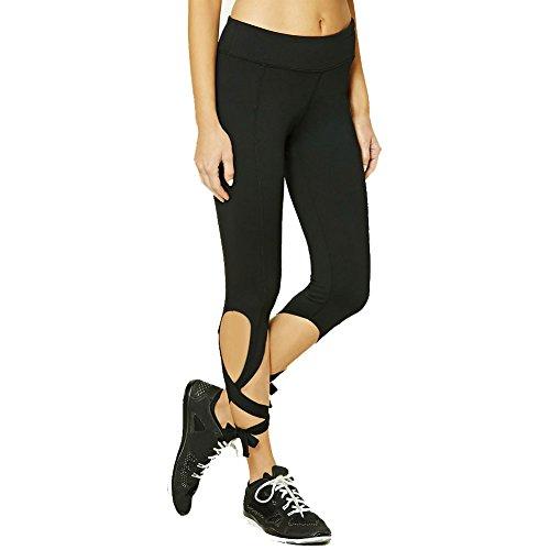 Crisscross Strappy Leggings Activewear Workout