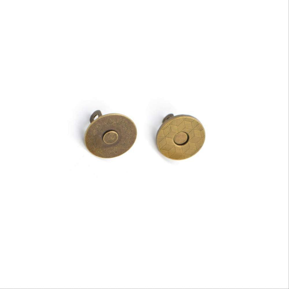 SQWK///50 S/ätze Metalldruckkn/öpfe N/ähen Knopf Druckkn/öpfe N/ähen Lederhandwerk Kleidung Taschen Kleidungsst/ück Mit Fix Tools 10 MM Silber