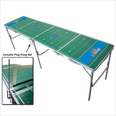 Grand Valley State 2x8 Tailgate Table by Wild Sports by Wild Sales