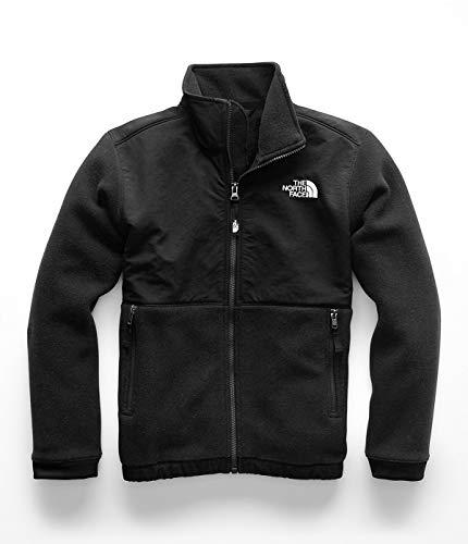 The North Face Boys Denali Jacket NF0A2TLAKX7_S - TNF Black/TNF Black/TNF ()