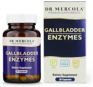 Dr Mercola Gallbladder Servings Capsules product image