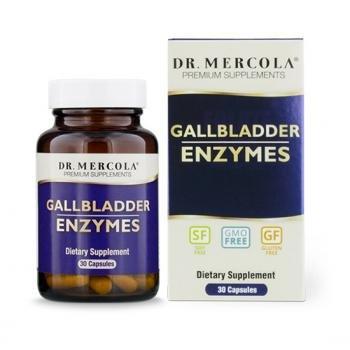Amazon.com: Dr. Mercola enzima: vesícula apoyo 30 °Cápsulas ...