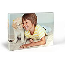 ArtToFrames 8x10 Custom Canvas Print - Upload Your Photo or Picture - 1.5 Inch Gallery Wrap - Mirror Edges.