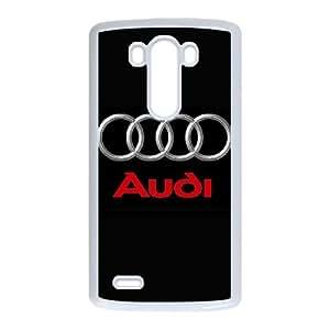 Audi caso G3 B5I46E8OZ funda LG Funda 2188DK blanco