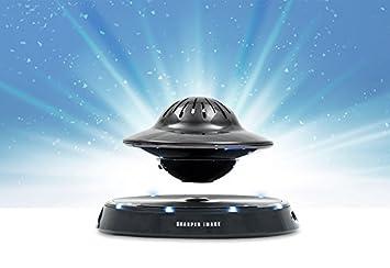 Amazoncom Sharper Image Levitating Bluetooth Speaker Health