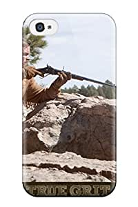 Best Iphone 4/4s Well-designed Hard Case Cover True Grit Protector FM9WWG2ILC2H4DUU