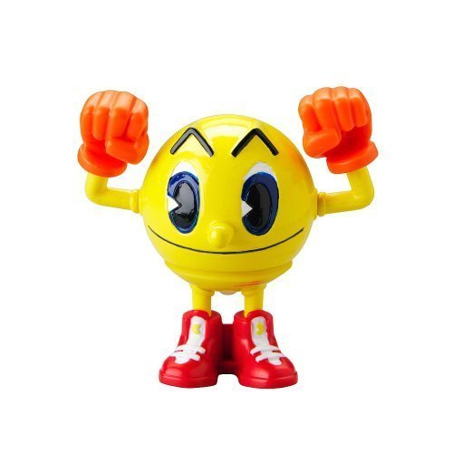 Pac-Man and the Ghostly Adventures, Pac-Panic Spinner Action Figure, Pac