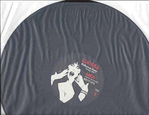 Elvira's Halloween Party, three-LP -