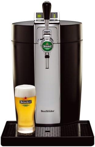 Despachador De Cerveza De Heineken Y Krups B90 Sistema De Chopera Casera Beertender Aparatos