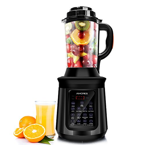 Aimores Commercial Blender - Heating Soup