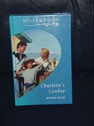 book cover of Charlotte\'s Cowboy