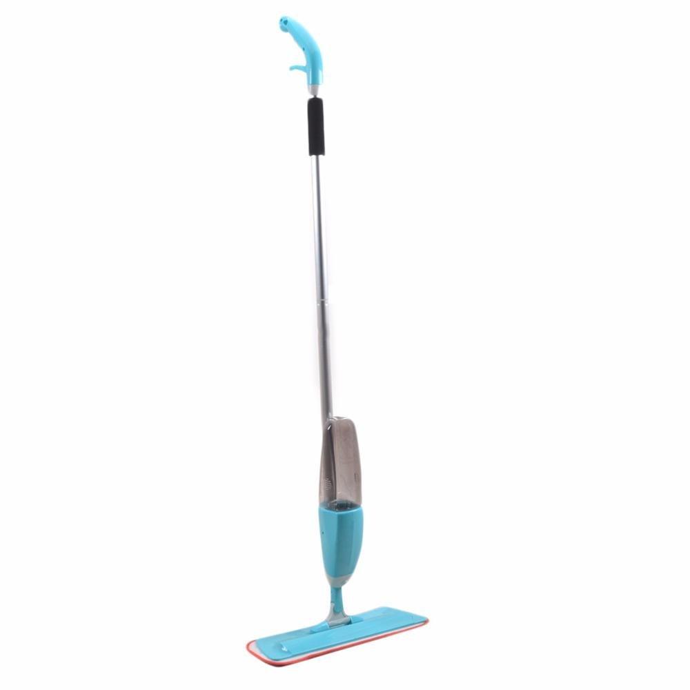 Farway Swivel Sweeper Spray Mop Microfiber Cloth Floor Windows Clean Mop Home kitchen Bathroom Cleaning Tools