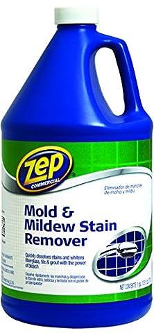 ZEP ZUMILDEW128 Gallon Mildew Remover (Zep Stain Remover)