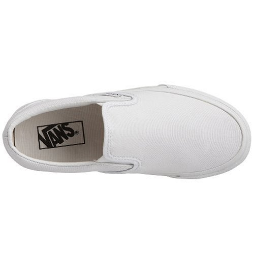True Top Weiß Slip Erwachsene Classic Unisex on M Vans D Weiß White Low wB1FPxCq