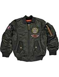 "Rocawear Little Girls' ""Task Force"" Flight Jacket"